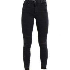 Even&Odd Jeans Skinny Fit grey denim. Szare rurki damskie Even&Odd. Za 179,00 zł.
