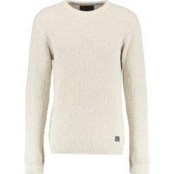 Brixtol Textiles REED Sweter raw white. Białe kardigany męskie Brixtol Textiles, m, z bawełny. W wyprzedaży za 356,15 zł.