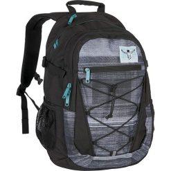 """Plecak """"Herkules"""" w kolorze czarno-szarym - 33 x 50 x 18 cm. Czarne plecaki męskie Chiemsee Bags, w paski. W wyprzedaży za 173,95 zł."""