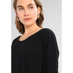 T-shirty damskie: GAP TEE Tshirt basic true black