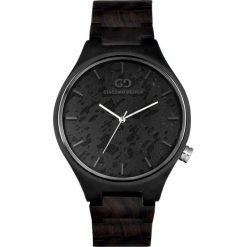 Zegarek Giacomo Design Drewniany męski GD08801. Czarne zegarki męskie Giacomo Design. Za 559,00 zł.
