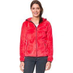 Kurtka polarowa w kolorze czerwonym. Czerwone kurtki damskie CMP Women, z polaru. W wyprzedaży za 136,95 zł.