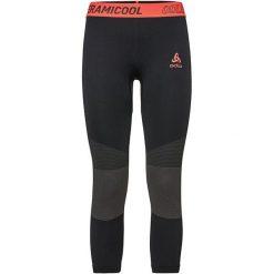 Odlo Spodnie tech. Odlo Bottom 7/8 CERAMICOOL MOTION      - 360281 - 360281/30391/XS. Szare spodnie sportowe damskie marki Odlo. Za 173,07 zł.