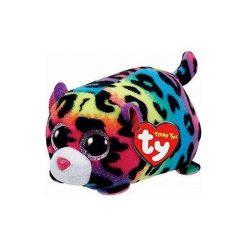 Przytulanki i maskotki: Maskotka TY INC Teeny Tys - Różnokolorowy leopard 42163