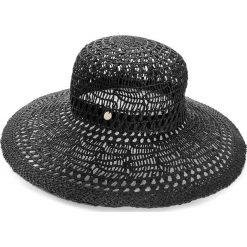 Kapelusze damskie: Kapelusz LIU JO – Cappello Tesa Larga N18287 T0300  Nero 22222