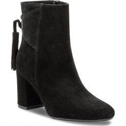 Botki SERGIO BARDI - Triest FW127272417LM 801. Czarne buty zimowe damskie Sergio Bardi, ze skóry. W wyprzedaży za 219,00 zł.
