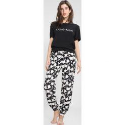 T-shirty damskie: Calvin Klein Underwear CREW NECK Koszulka do spania black/white