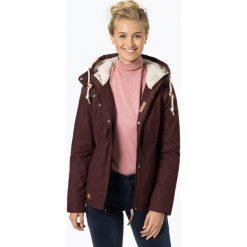 Ragwear - Kurtka damska – Lynx, brązowy. Brązowe kurtki damskie marki Ragwear, m, z aplikacjami, ze skóry. Za 529,95 zł.