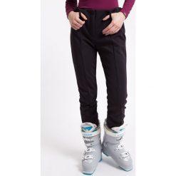 Bryczesy damskie: Spodnie narciarskie damskie SPDN153z - czarny