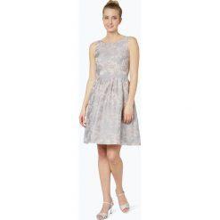 Sukienki: Esprit Collection – Damska sukienka koktajlowa, szary