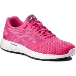 Buty ASICS - Patriot 10 1012A117 Fuchsia Purple/White 500. Czerwone buty do biegania damskie marki Asics, z materiału. W wyprzedaży za 189,00 zł.