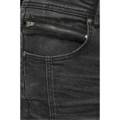 Medicine - Jeansy Rock & Roll Never Ends. Czarne jeansy męskie relaxed fit marki MEDICINE. W wyprzedaży za 79,90 zł.