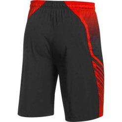 Spodenki i szorty męskie: Under Armour Spodenki męskie SuperVent Shorts M 1289627-008 czarno-pomarańczowe r. M