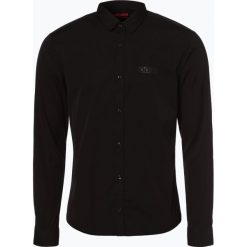 HUGO - Koszula męska – Ero3-W, czarny. Czarne koszule męskie marki Cropp, l. Za 429,95 zł.