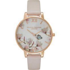 Olivia Burton Zegarek blossom/rosegoldcoloured. Czerwone, analogowe zegarki damskie Olivia Burton. Za 459,00 zł.