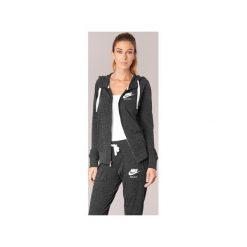 Bluzy Nike  GYM VINTAGE FZ. Szare bluzy damskie marki Nike, l. Za 259,00 zł.