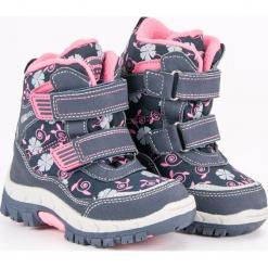 ZIMOWE BUTY AMERICAN. Szare buciki niemowlęce American CLUB, na zimę. Za 142,37 zł.