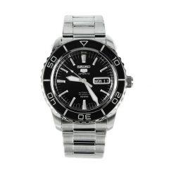 Zegarki męskie: Seiko SNZH55K1 - Zobacz także Książki, muzyka, multimedia, zabawki, zegarki i wiele więcej
