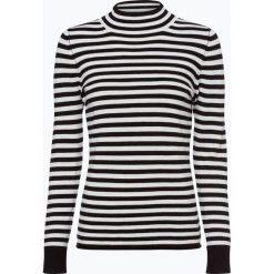 Swetry klasyczne damskie: comma casual identity – Sweter damski, czarny