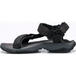 Teva - Sandały. Czarne sandały męskie skórzane marki Teva. Za 399,90 zł.
