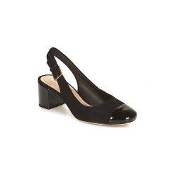 Czółenka Clarks  Orabella Meg. Czarne buty ślubne damskie Clarks. Za 307,30 zł.