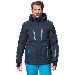 """Kurtka narciarska """"Weiko"""" w kolorze granatowym. Niebieskie kurtki męskie KILLTEC, m, z materiału. W wyprzedaży za 404,95 zł."""