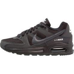 Nike Sportswear AIR MAX COMMAND FLEX  Tenisówki i Trampki black/anthracite/white. Czarne tenisówki męskie Nike Sportswear, z gumy. Za 419,00 zł.