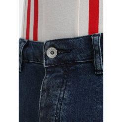 Topman NARDO Jeansy Slim Fit blue. Niebieskie rurki męskie Topman. Za 169,00 zł.