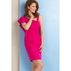 Sukienki asymetryczne: Asymetryczna sukienka
