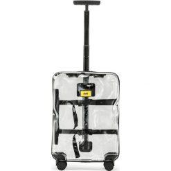 Walizka Share Transparent kabinowa. Szare walizki Crash Baggage, w kolorowe wzory, z materiału, średnie. Za 1049,00 zł.