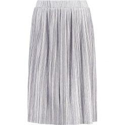 Spódniczki plisowane damskie: Soft Rebels LEA  Spódnica plisowana light grey