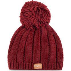 Czapka PEPE JEANS - Elissa Hat PL040268 Garnet 284. Szare czapki zimowe damskie marki Calvin Klein Jeans, na zimę, z jeansu. Za 99,00 zł.
