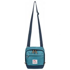 Quiksilver Torba Magic M Vallarta Blue. Niebieskie plecaki męskie Quiksilver, w paski. W wyprzedaży za 80,00 zł.