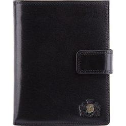 Portfel 39-1-339-1. Czarne portfele męskie Wittchen. Za 339,00 zł.