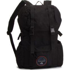 Plecak NAPAPIJRI - Hoyal Day Pack N0YI6K Black 041. Szare plecaki męskie marki Napapijri, z dzianiny. W wyprzedaży za 299,00 zł.