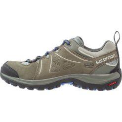 Buty sportowe damskie: Salomon ELLIPSE 2 Obuwie hikingowe shadow/beluga/amparo blue