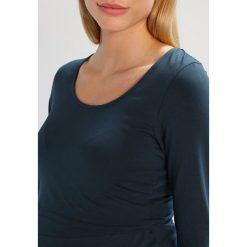 Bluzki asymetryczne: Boob BELLE NURSING Bluzka z długim rękawem sea green