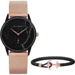 Zegarek unisex Paul Hewitt Signature PHPM3M. Czarne zegarki damskie Paul Hewitt. Za 612,00 zł.