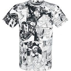 T-shirty męskie: Marvel Comic T-Shirt biały