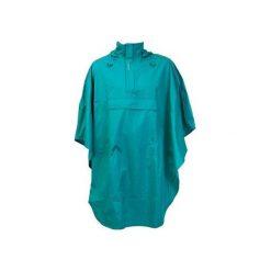 FASTRIDER Ponczo FASTRIDER RAIN unisex niebieskie. Niebieskie kurtki damskie softshell FASTRIDER. Za 155,69 zł.
