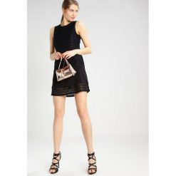 Sukienki hiszpanki: Vero Moda VMBEAUTY Sukienka koktajlowa black