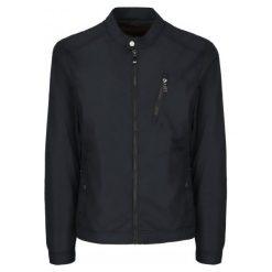 Geox Kurtka Męska 54, Ciemnoniebieska. Czarne kurtki męskie marki Engine, xxl, z aplikacjami, z bawełny, klasyczne. Za 739,00 zł.