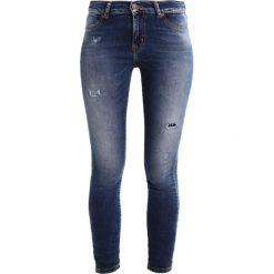 LTB LONIA Jeansy Slim Fit peliel wash. Szare jeansy damskie marki LTB, z bawełny. W wyprzedaży za 195,30 zł.