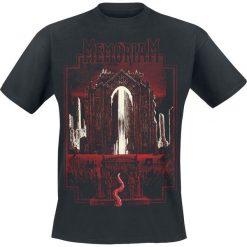 Memoriam The Silent Vigil T-Shirt czarny. Czarne t-shirty męskie z nadrukiem Memoriam, m, z okrągłym kołnierzem. Za 74,90 zł.