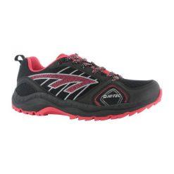 Hi-tec Buty męskie Haraka Trail S Black/Grey/Core Red r. 41. Buty sportowe damskie Hi-tec. Za 73,19 zł.