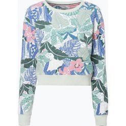 Bluzy damskie: Tommy Jeans - Damska bluza nierozpinana, biały
