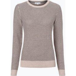 Swetry rozpinane damskie: Marie Lund – Sweter damski, beżowy