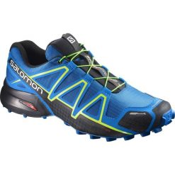 Buty męskie: Salomon Buty męskie Speedcross 4 CS Mykonos Blue/Hawaiian Surf r. 46 (398425)