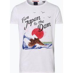T-shirty męskie z nadrukiem: Scotch & Soda – T-shirt męski, czarny