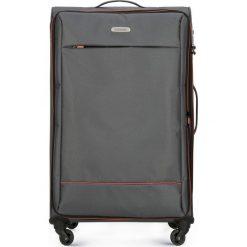 Walizka duża 56-3S-463-00. Szare walizki marki Wittchen, duże. Za 299,00 zł.
